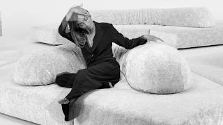 Edra: the new video of On the Rocks sofa directed by Giovanni Gastel