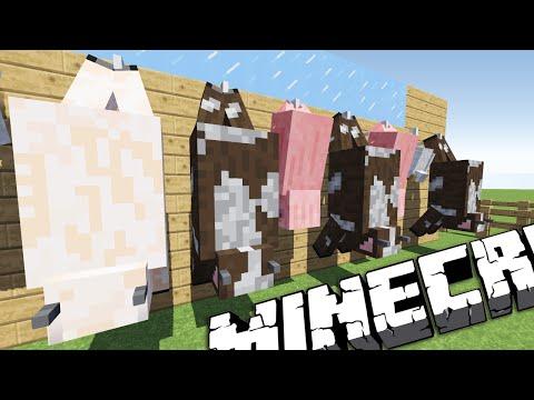 МЯСНОЙ КРЮК - Minecraft (Обзор Мода)