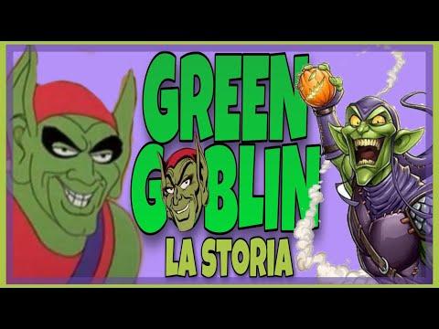 GREEN GOBLIN - CHI É? -TOP VILLAIN #1