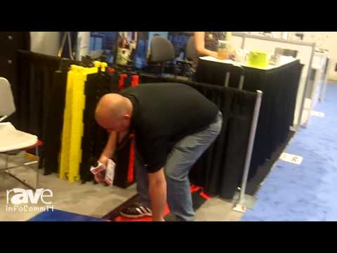 InfoComm 2014: Checkers Shows Guard Dog ADA Compliant Ramp