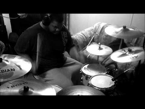 Deitrick Haddon - Mighty God (Drum Cover)