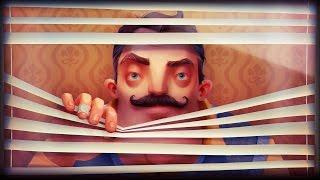 HE STOLE MY HOUSE! | Hello Neighbor