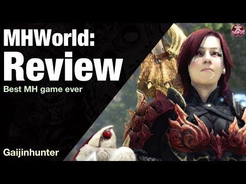 Monster Hunter World: Review