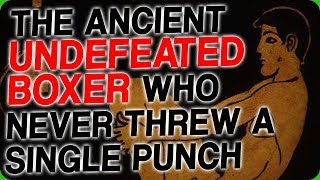The Ancient Undefeated Boxer Who Never Threw a Single Punch (The 'Big' Fight)