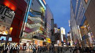 ?4K?Night videowalk in Akihabara, Tokyo (reupload)