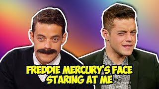 Download Lagu Rami Malek Shows His Awesome Sense of Humor (Bohemian Rhapsody) Gratis STAFABAND