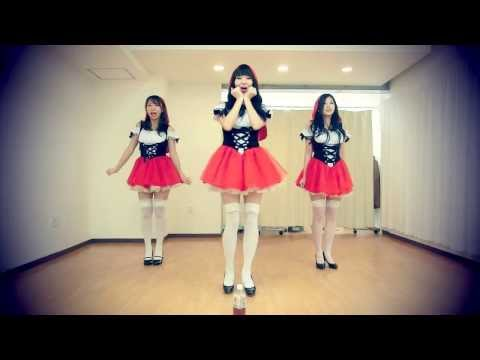 Orange Caramel aing♡ dance Cover By 4line video