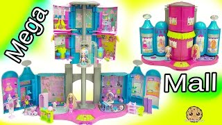 Happy Places Shoppies Doll Rainbow Kate + Polly Pocket Shop At Mega Big Mall