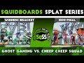 Splatoon 2   SqSS April   Ghost Gaming Vs. Cheep Cheep Squad [Semi Final]