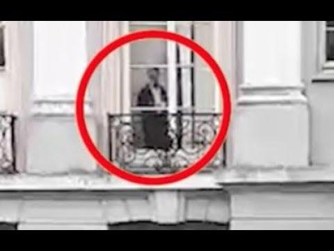 Посмотрите: это привидение?