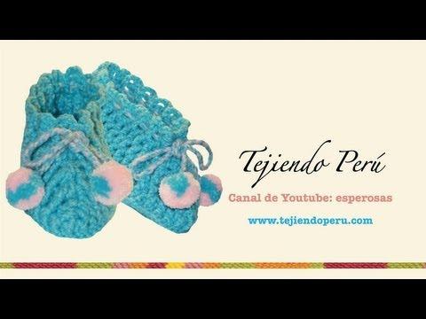 Pantuflas tejidas en crochet (tamaño estándar para adulta)