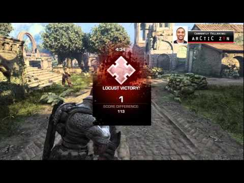 Running Ranked - Title Update 4 (Gears of War 3)