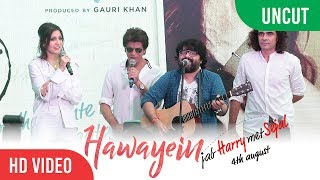 download lagu Uncut -  Hawayein Song Launch  Shahrukh Khan, gratis