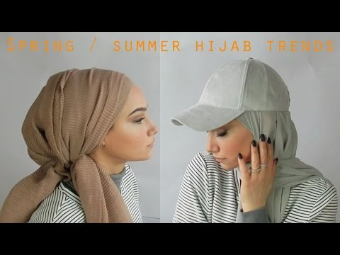 Spring summer Hijab trends - YouTube New Rebels