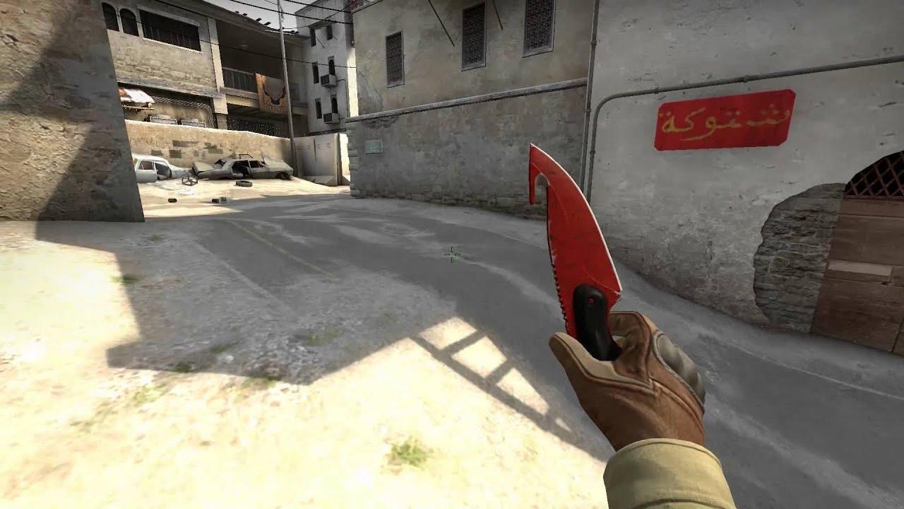 Как сделать свой ник на ноже в кс