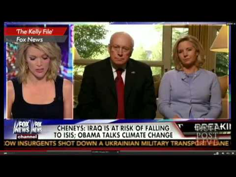 Megyn Kelly Owns Dick Cheney Over Iraq