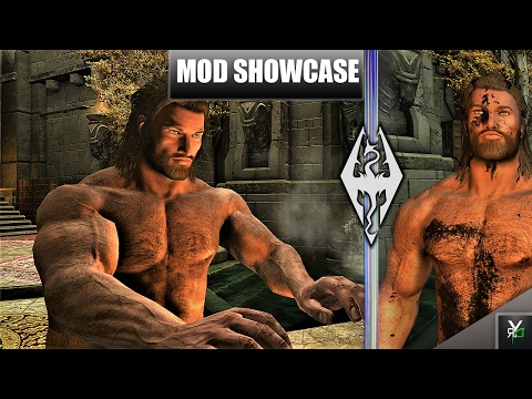 IT'S BATH TIME!!- Modded Xbox Skyrim Mod Showcase