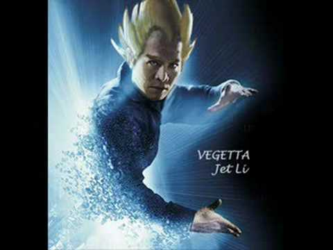 DragonBall Z Movie: Real Vegetta