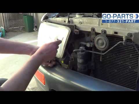 How To Replace Headlight Assembly 1997-2000 Toyota Tacoma