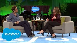 Fireside Chat with Melinda Gates and Robin Roberts