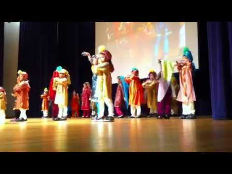 Kids Hindi Dance video
