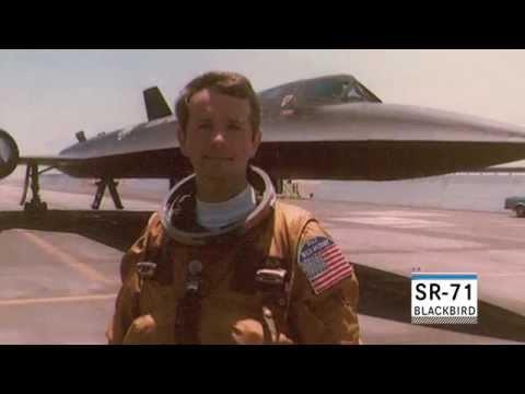 Rick McCrary Foredrag F-18 Og SR-71 Blackbird