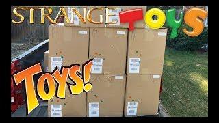 I bought a $1,600 Amazon Customer Returns TOYS Pallet That Got Very Strange