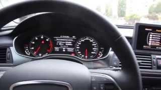 Audi A6   C7. Отзыв владельца. Тест драйв авто