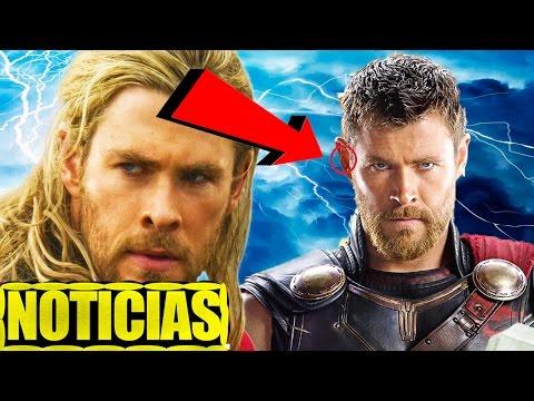 ¡Nuevo Aspecto de Thor! ¿Iron Fist la Peor Serie? Películas Para adultos de DC-Noticias