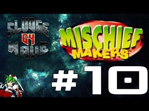 Mischief Makers Part 10: Public Masturbation - Sludgewave 64