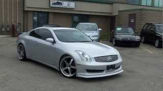 2006 Infiniti G35 Coupe 6MT Rev-Up Edition - Monaco Motorcars Inc