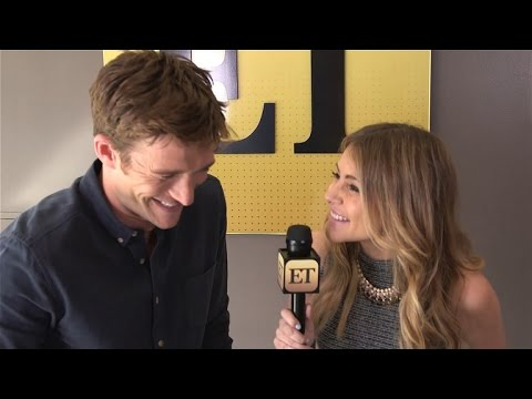 Scott Eastwood Is Already Thinking About Having Kids, Sings Some Tina Turner