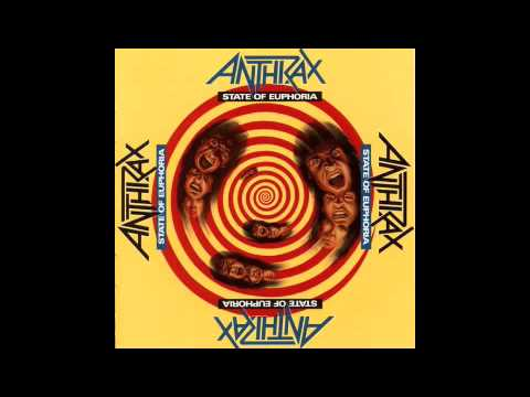 Anthrax - Misery Loves Company