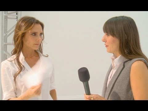 Exclusive: Victoria Beckham on Harper, her new collection and 50 Shades film I GRAZIA