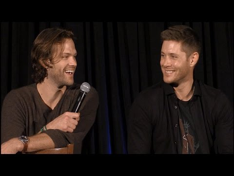 JaxCon Jared Padalecki and Jensen Ackles FULL Panel 2016 Supernatural