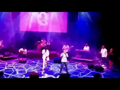 Presss ft. Afrotraction live @ Soweto Theatre #ubashaya bonke