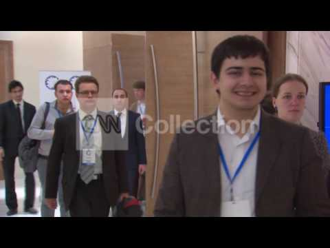 AZERBAIJAN: WORLD ECONOMIC FORUM KICKS OFF