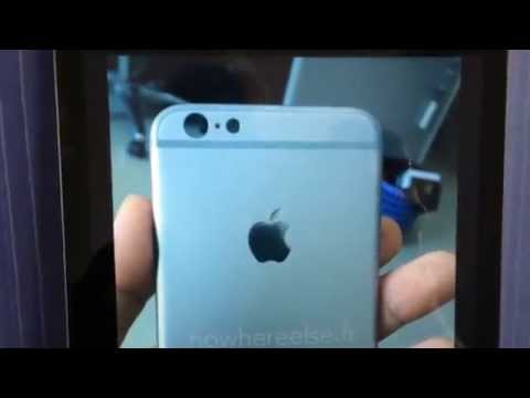 iPhone 6 Backside With Colored Antenna Lines - My Thoughts