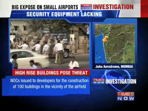 Smaller airports: Security compromised