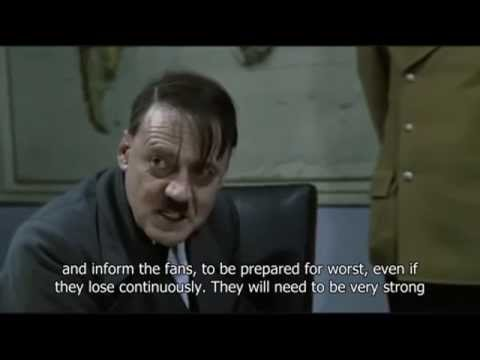 Manchester United fan Hitler Reacts to David Moyes' appointment as Real Sociedad Manager