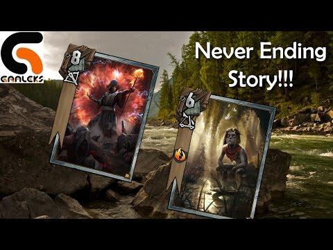 Gwint - Never Ending Story, Czyli Jak Zrobić Pętle Nieskończoności W Gwincie!