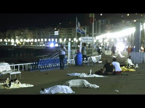 Timeline of 'Bastille Day' Terror Attack in Nice, France