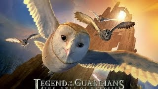 (Wii)end of the Guardians: The Owls of Ga'Hoole - Playthrough (All Gold Medal)