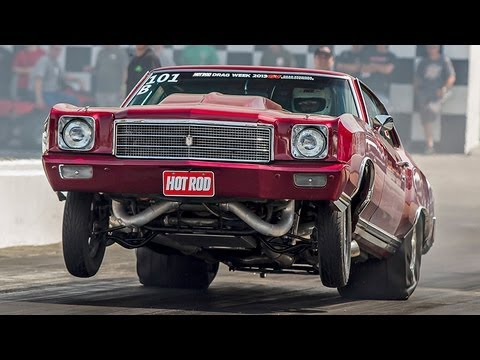 Drag Week 2013 - Monday Highlights