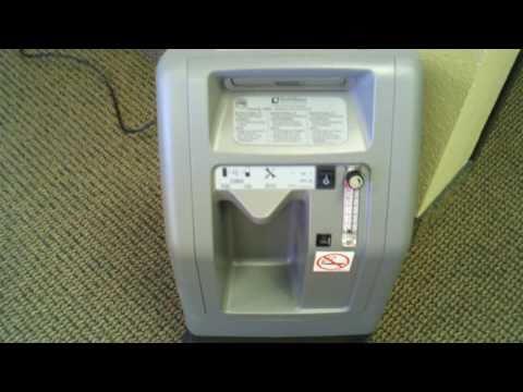 DeVilbiss Oxygen Concentrator