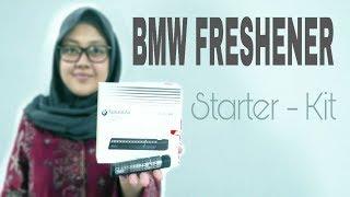 Pengharum Mobil Bestseller! Praktis, Hemat & Premium. BMW Natural Air Car Freshener Starter Kit