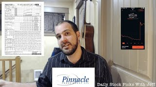 Pinnacle Foods Stock & Jana Partners | April 20th, 2018 | Daily Stock Picks With Jeff