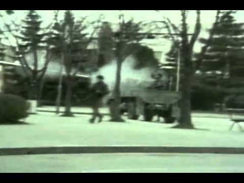 War In Bosnia  Serbs fighting with Muslim Army