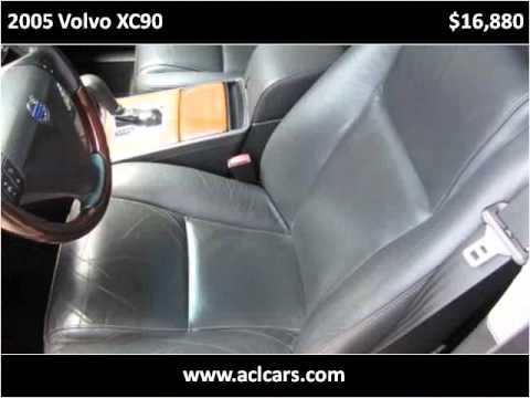 2005 Volvo XC90 Used Cars Lancaster PA