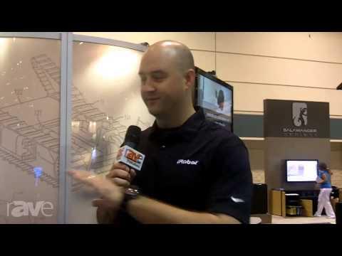 InfoComm 2013: iRobot Introduces Ava 500 Collaboration Robot